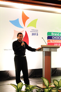 The Indonesia Most Recommended Consumer Community & Brand of Choice By Community Award 2013