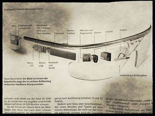 Google Glass in c't