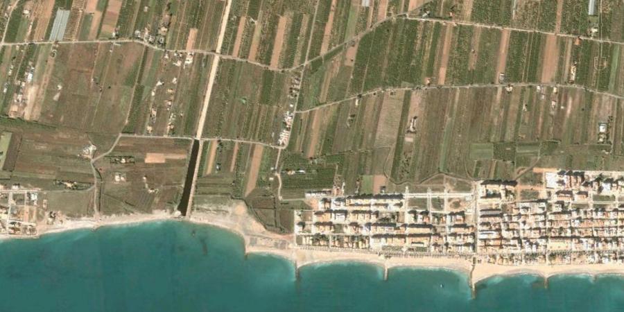 moncofa, moncófar, castellón, comunidad, valenciana, playa, costa, litoral, antes, desastre, urbanístico, planeamiento, urbano, construcción, urbanismo