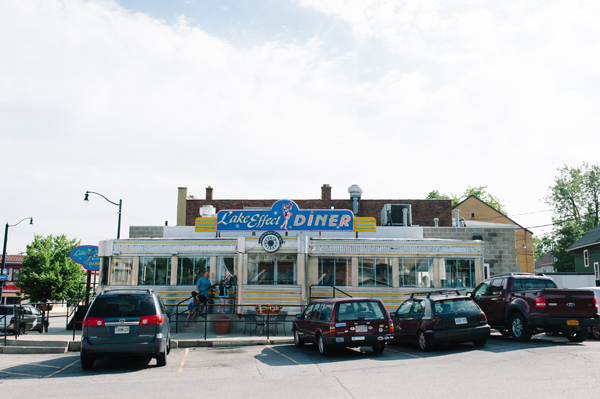 Lake Effect Diner, Buffalo