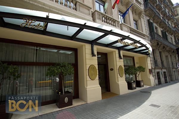 Hotel Roger de Lluria, Barcelona