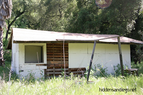 Abandoned Homes of Hellhole Canyon