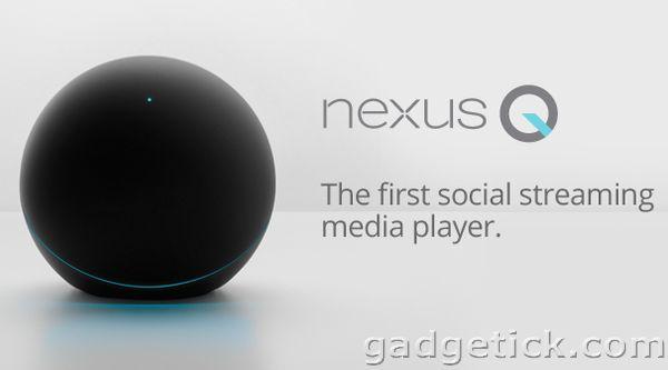 Новый Nexus Q