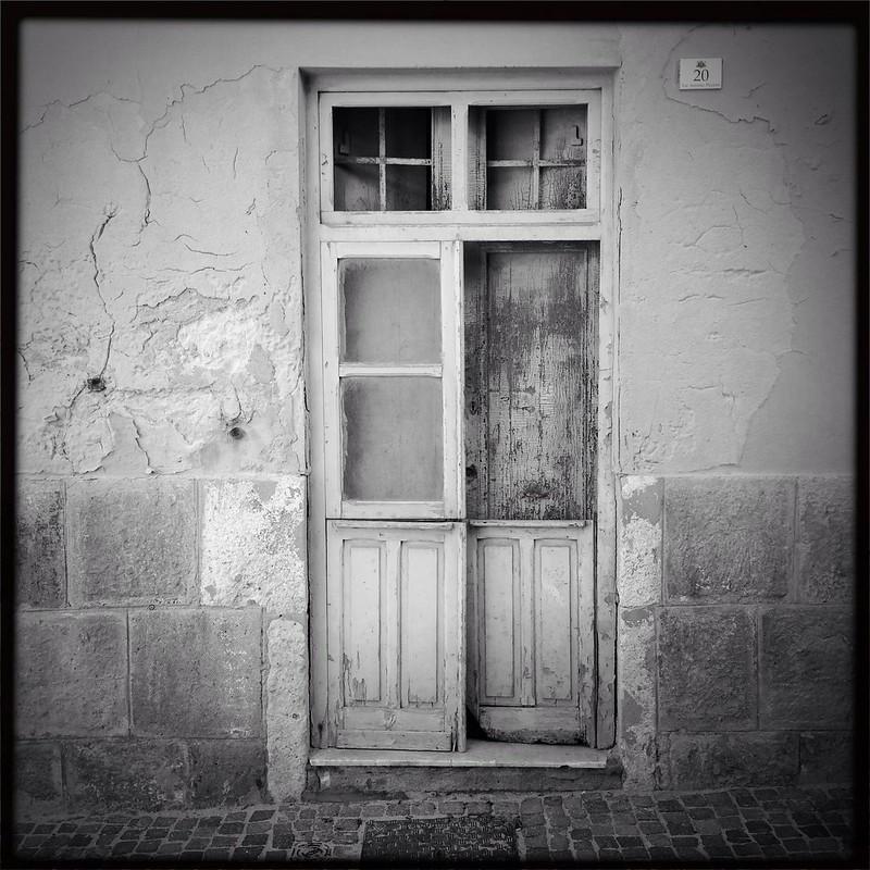 a door, cagliari