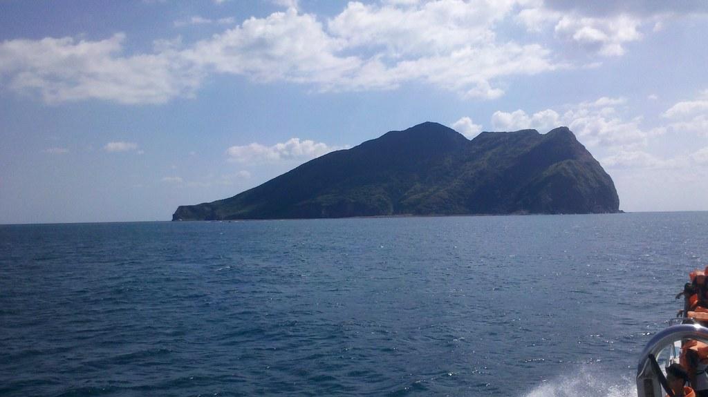 MOTO MB525 龜山島