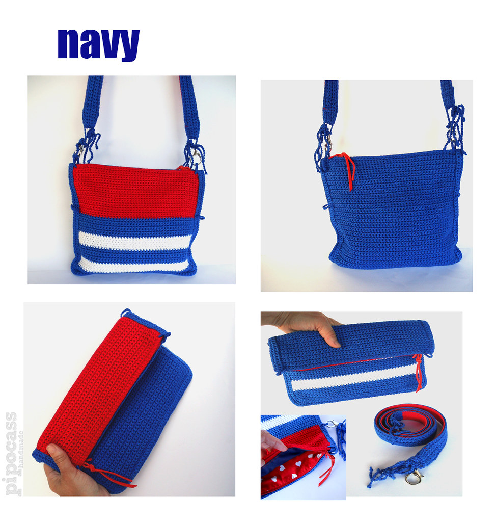 Bolso Navy