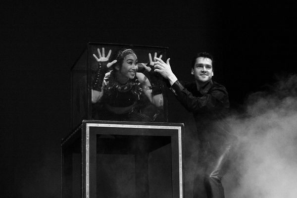 201204 ANASMA IN BUDAPEST -BARBARA KYRA SHOW - A BAD DREAM WITH MAGICIAN 59