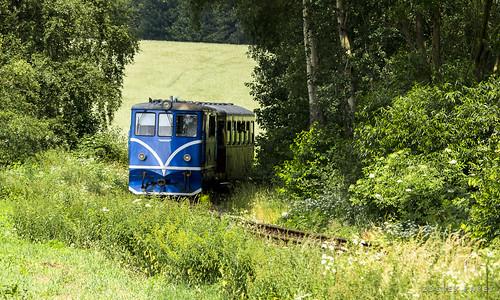 Schmalspurbahn JHMD by Zdenek Papes