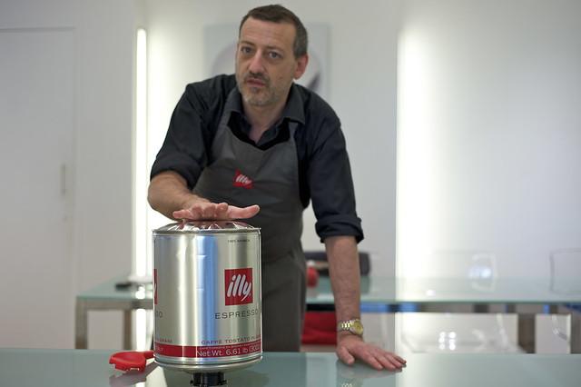 DSC_8444 -  University of Coffee with Illy Head of Quality Marco Arrigo