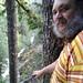 Kevyn at Nooksack Falls