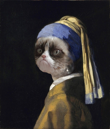 grumpycat_with_a_pearl_earring