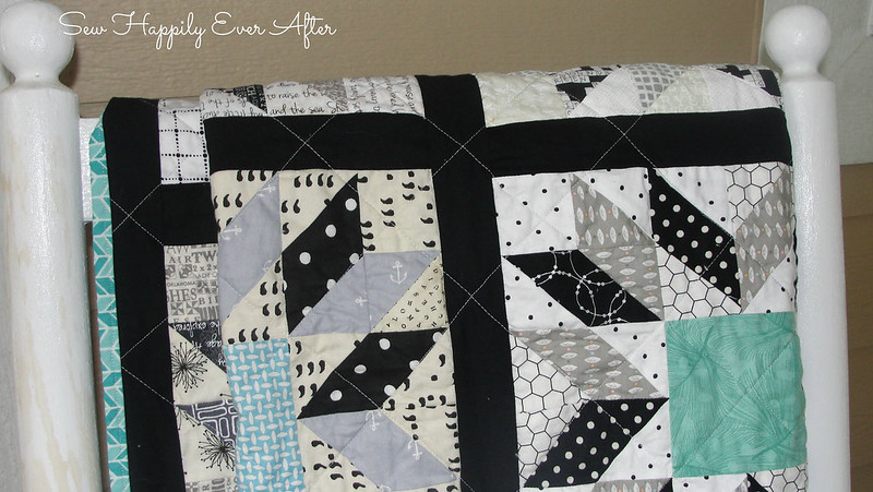 Due Light grid quilting