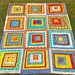 Siblings Together finished quilt top by Jo Jo 33