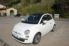 automobile, fiat, fiat 500, wheel, vehicle, city car, land vehicle,