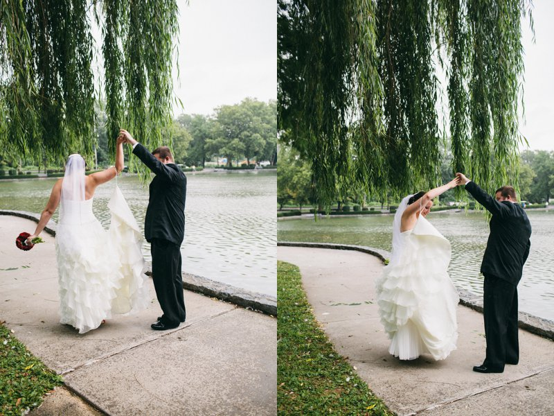 hagerstown, md wedding photographer | john + andrea
