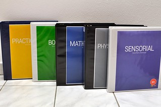 Montessori Albums