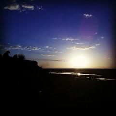 #sunset over the #kakadu floodplains