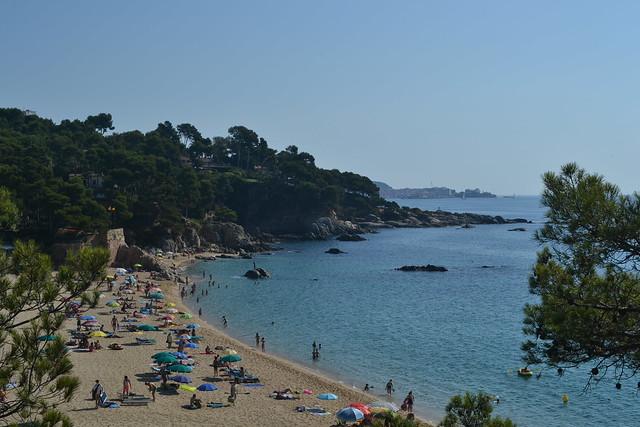Link auf Flickr Foto: Sant Antoni de Calonge-Platja d'Aro GR92, © Imma A Esteban