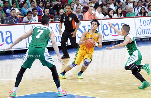 UAAP Season 76: DLSU Green Archers vs. FEU Tamaraws, Aug. 18