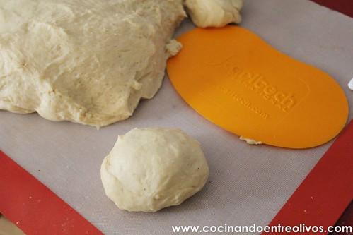 Panecillos de hamburguesas www.cocinandoentreolivos (14)