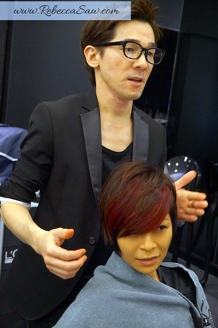 Hair makeover by Kevin Woo - Centro Hair Salon -003