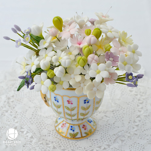 Sugar filler flowers