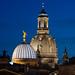 Dresden blaue Stunde