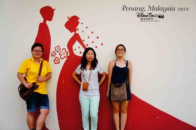 04. Penang's Art Street