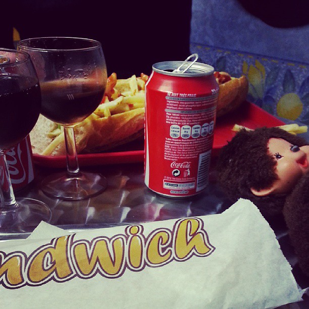 Un repas en tête à tête ♥♡♥ avec kiki lol