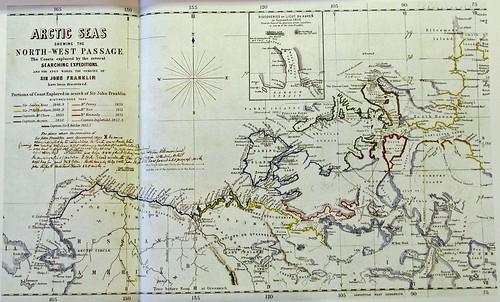 Northwest Passage historical