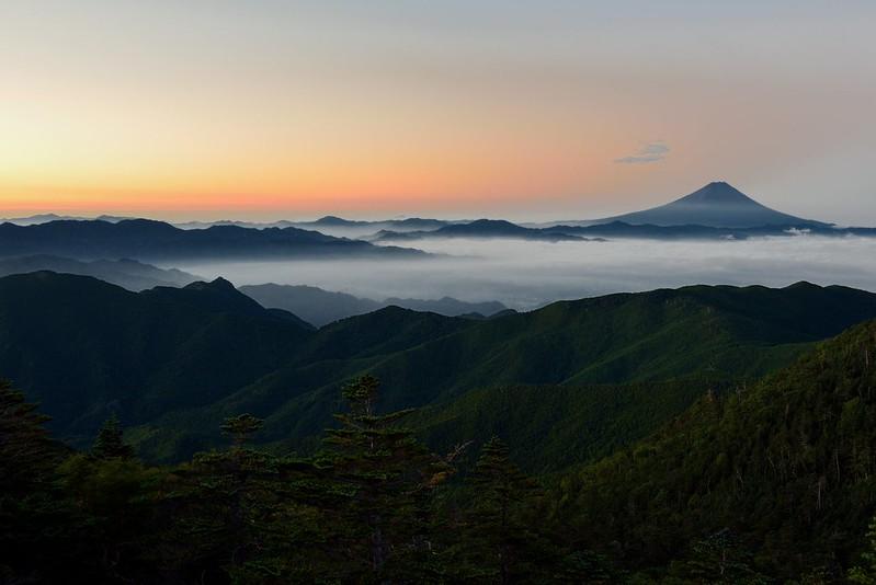 国師ヶ岳20130831