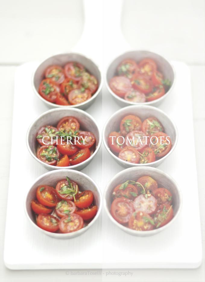 pomodori in teglia