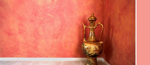 Tecnicas decorativas de pintura en paredes - Tipos de pintura para pared ...