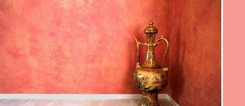 Tecnicas decorativas de pintura en paredes for Pintura de paredes interiores fotos