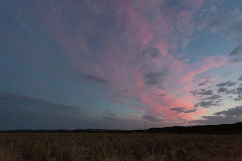 sunset sky canon eos cloudy sendai ef1740mmf4lusm 根白石 5dmarkⅲ