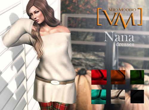 [VM] VERO MODERO Nana Dresses Colours