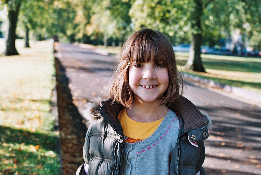 Sophie's smile