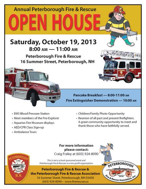 2013 24FD Open House