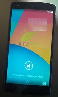 Nexus 5 на Android 4.4