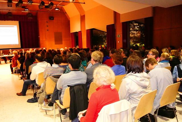 Workshop aus der Reihe « Inklusive Bildung » - Das Recht behinderter Kinder auf schulische Inklusion : zwischen politischem Willen und Terrain-Erfahrung am 14 Oktober 2013 in Walferdange