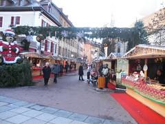 mercadillo navideño annecy