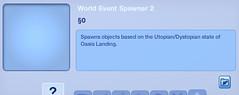 World Event Spawner - 2