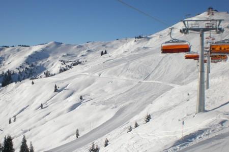 Ubytování v Alpách - český správce a domácí ořechovice