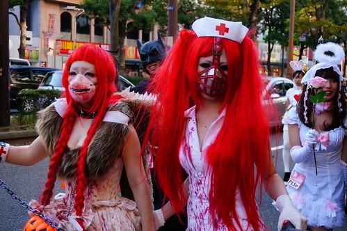 Kawasaki Halloween Parade 2013 103