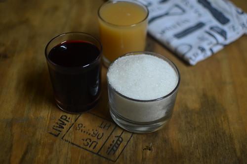 Preparation for Zobo (Hibiscus) jam