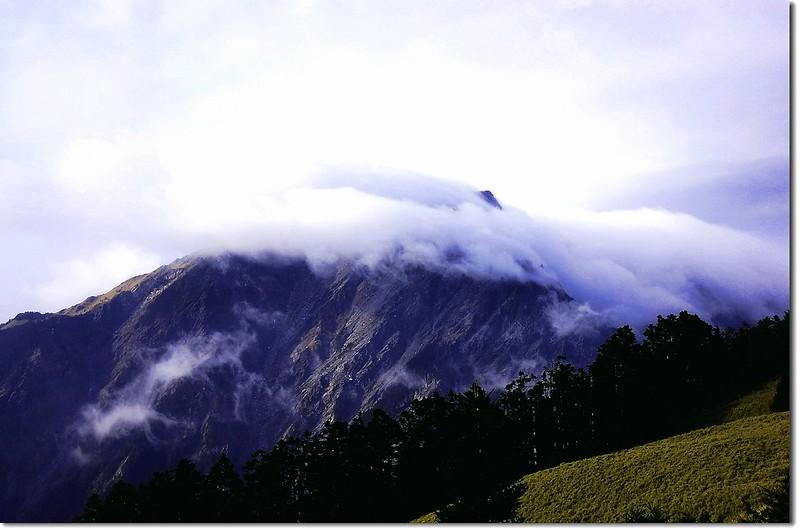 霧鎖奇萊北 5