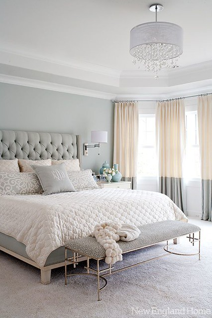 Bedroom Color Schemes Gray