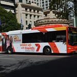 Brisbane Transport Downtown Loop 1520
