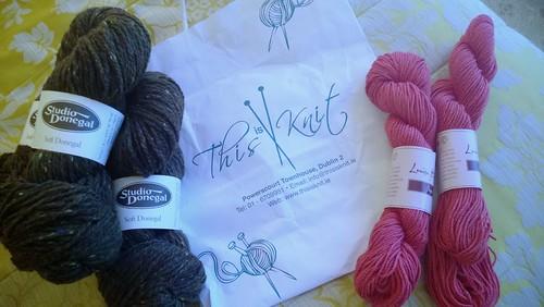 Dublin yarn