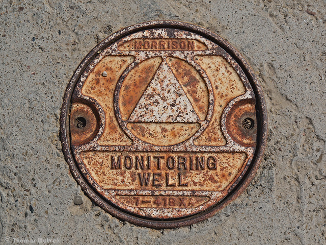 Monitoring Well - Moffet Field